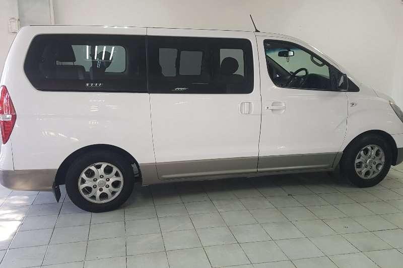 2014 Hyundai H1 H 1 2.5CRDi wagon