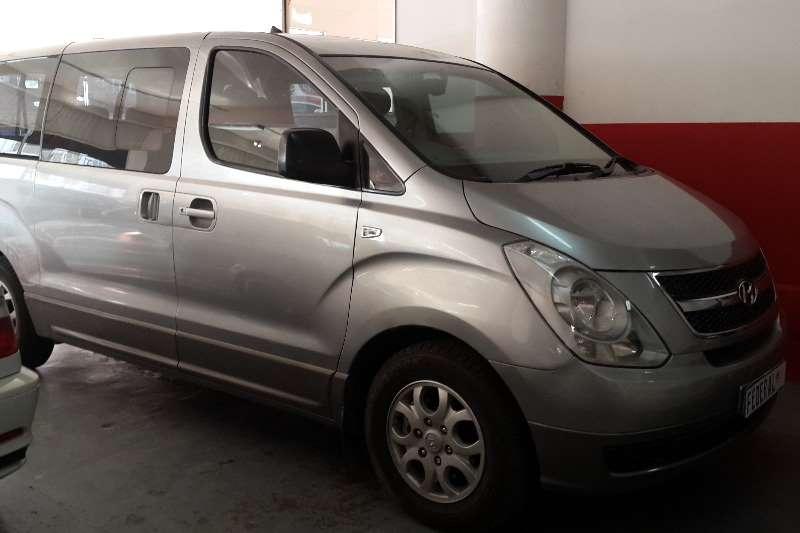 2012 Hyundai H1 H 1 2.5CRDi Multicab