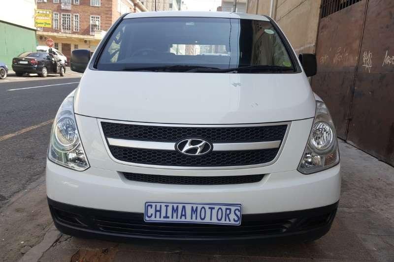 2012 Hyundai H1 H 1 2.4 panel van GL (aircon)