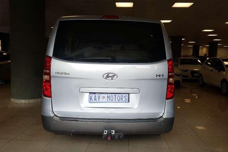 2009 Hyundai H1 H 1 2.5CRDi wagon