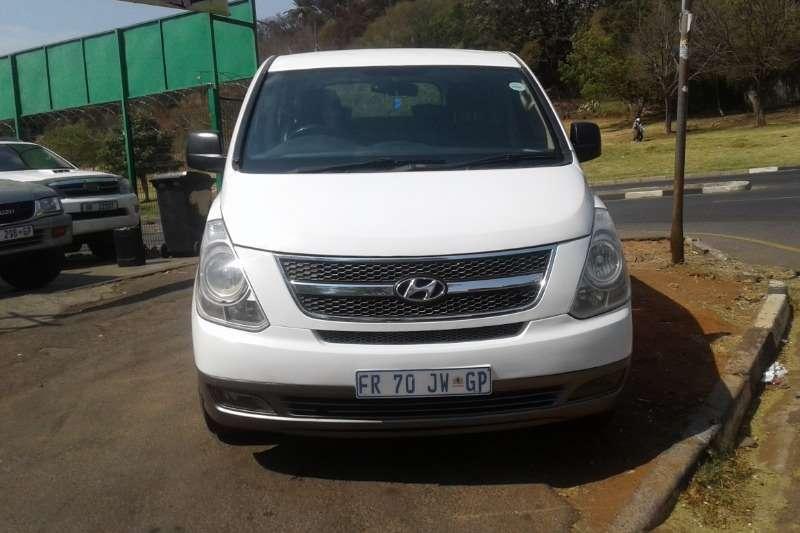 2011 Hyundai H1 H 1 2.4 panel van GL