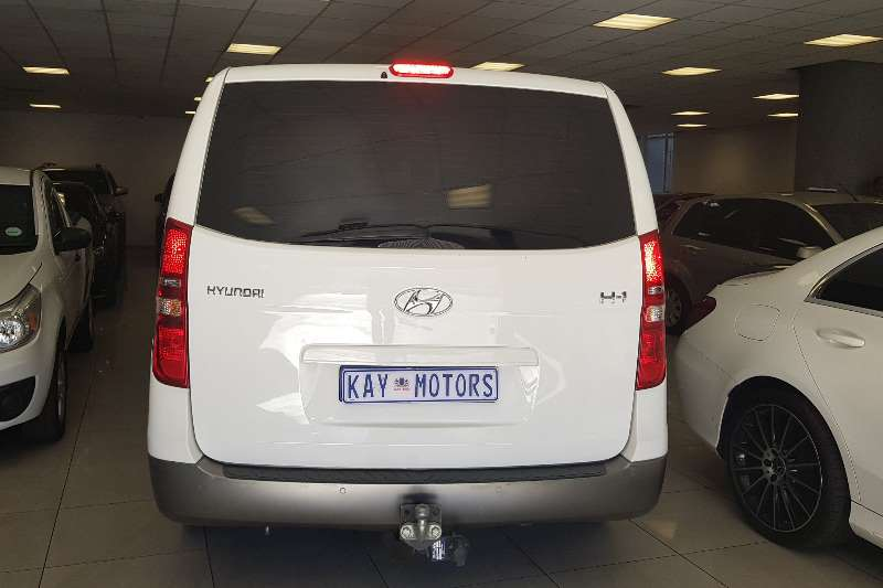 2016 Hyundai H1 H 1 2.5CRDi wagon