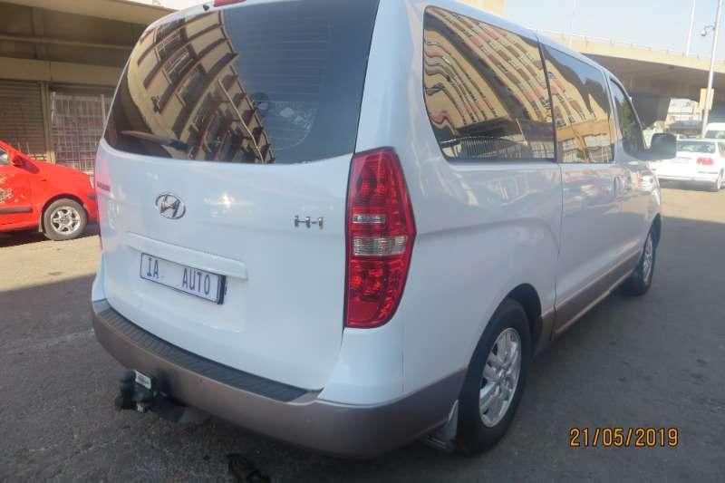 2016 Hyundai H1 H 1 2.4 wagon GLS