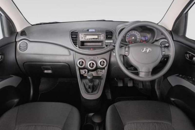 Hyundai I10 1.0 Motion MT 2018