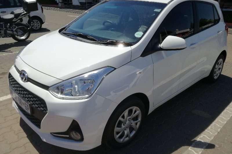 ברצינות 2018 Hyundai i10 1.1 Motion auto NEW Cars for sale in Gauteng   R RH-61