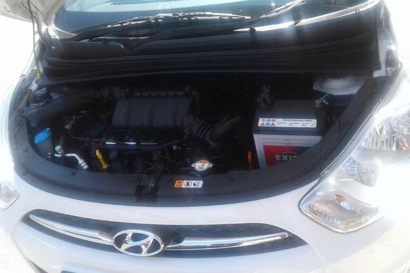 Hyundai I10 1.2 Fluid automatic 2014