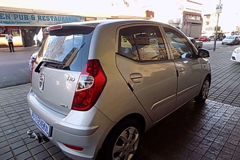 Hyundai I10 1.2 GLS automatic 2012