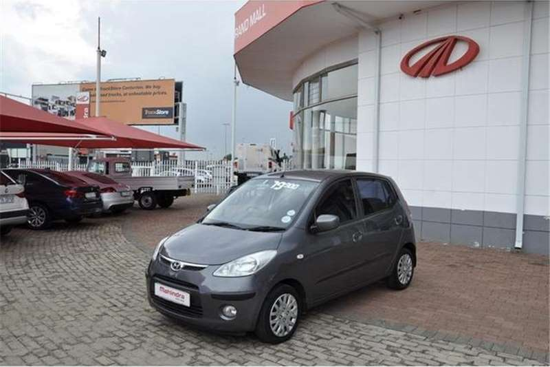Hyundai i10 1.2 GLS High Spec 2009