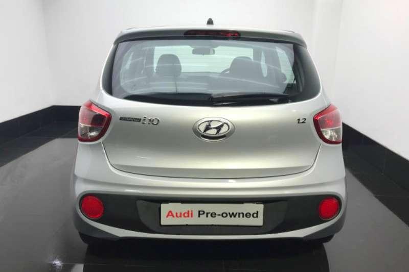 Hyundai I10 Grand  1.25 Fluid 2017