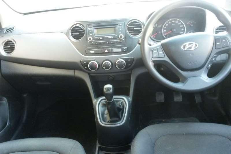 Hyundai I10 Grand  1.25 Motion 2014