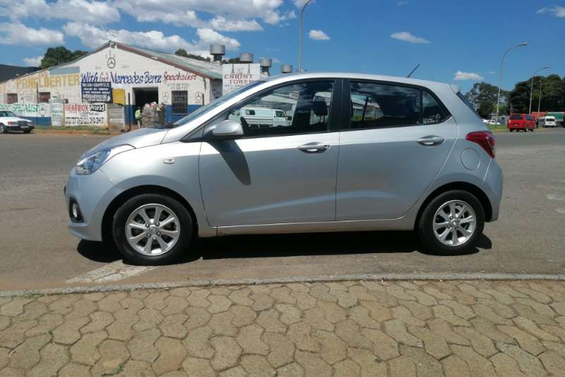 Hyundai I10 Grand  1.25 Motion 2015
