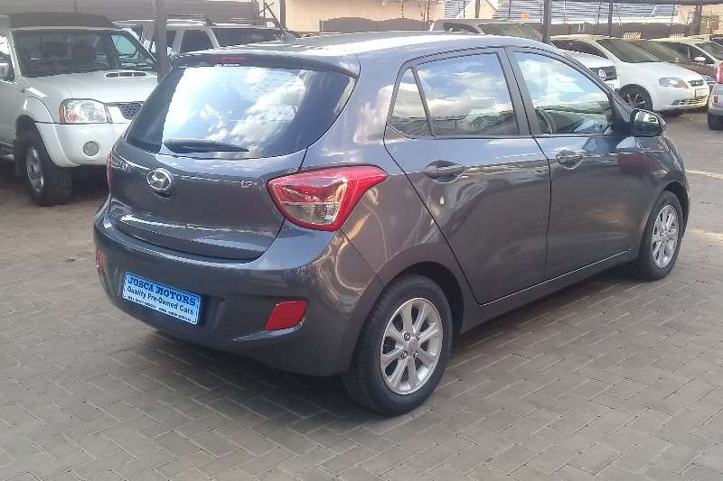 Hyundai I10 Grand  1.25 Motion 2016