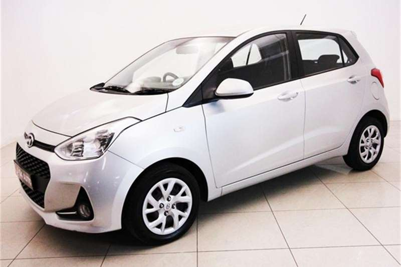 Hyundai I10 Grand  1.25 Motion 2017