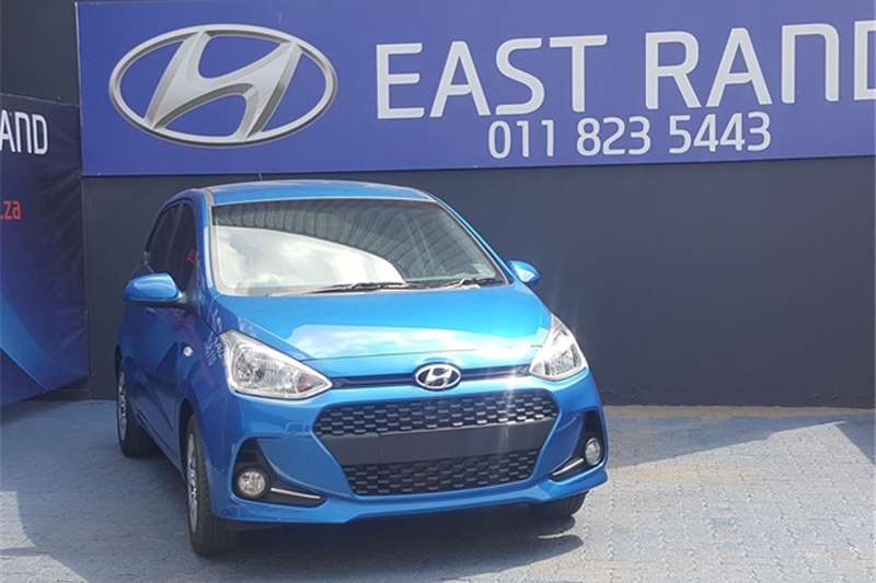 Hyundai i10 Grand i10 1.25 Fluid 2017
