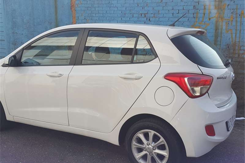 Auto For Sale Johnstown Co: 2015 Hyundai I10 Hyundai I10 Grand 1.2 Cars For Sale In