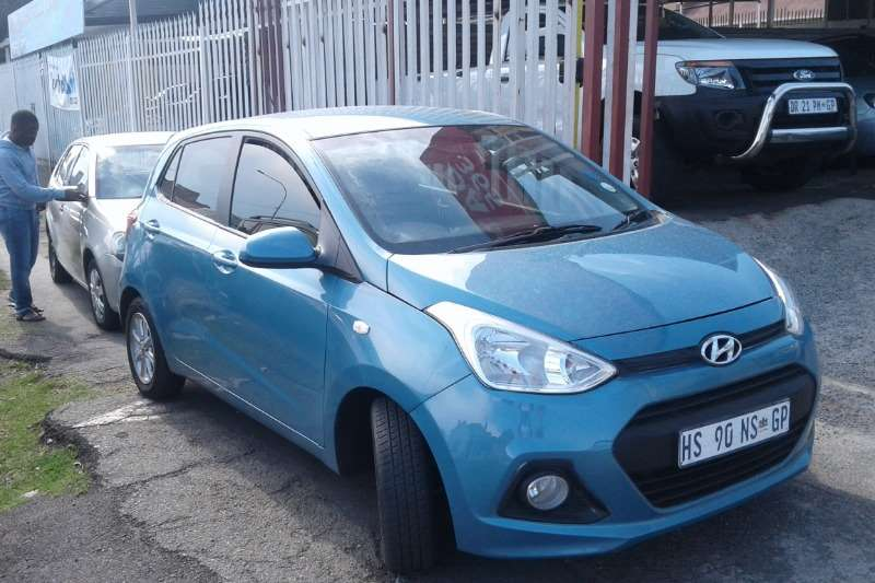 2015 Hyundai i10 Grand  1.25 Fluid