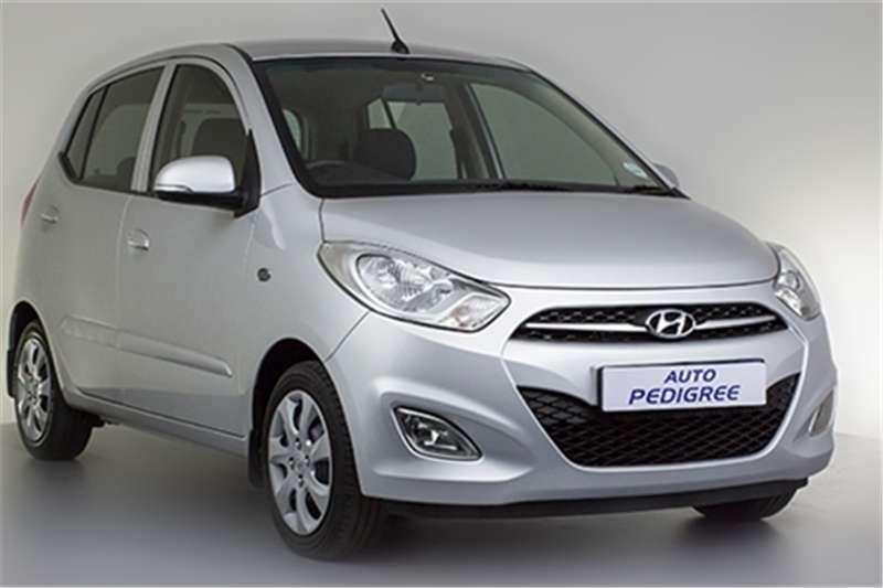 2017 Hyundai i10