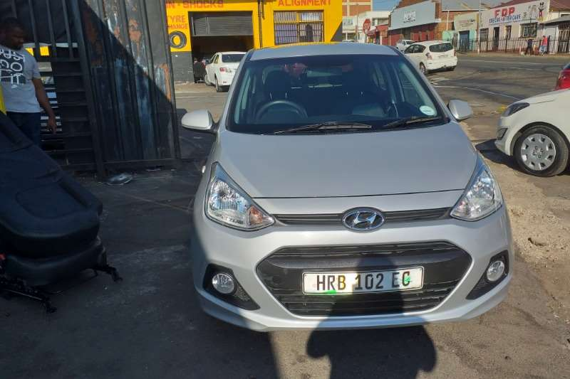 2016 Hyundai i10 Grand  1.25 Fluid
