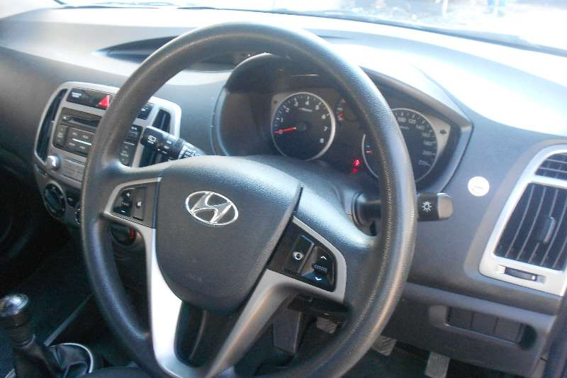 Hyundai I20 1.2 2010
