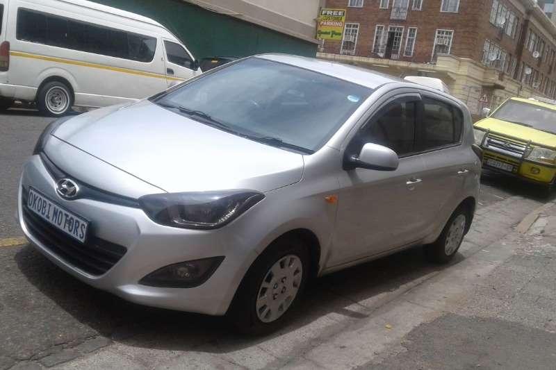 Hyundai I20 1.2 Motion 2014