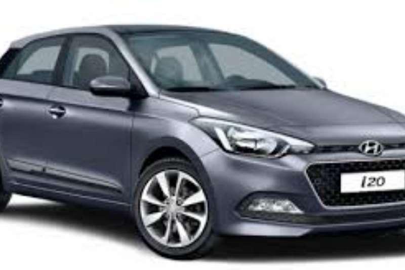 Hyundai I20 1.2 Motion MT 2018