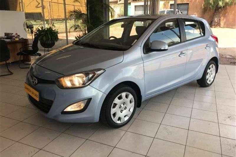 Hyundai I20 1.4 Fluid 2014