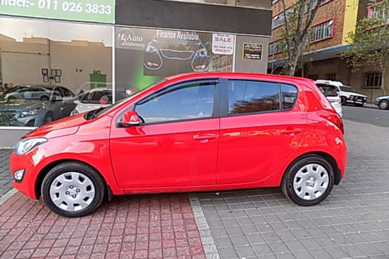 2014 Hyundai I20 1 4 Fluid Auto Hatchback Petrol Fwd Automatic Cars For Sale In Gauteng