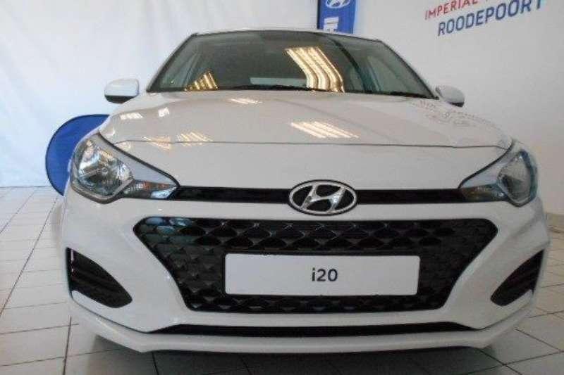 Hyundai I20 1.4 Fluid MT 2018