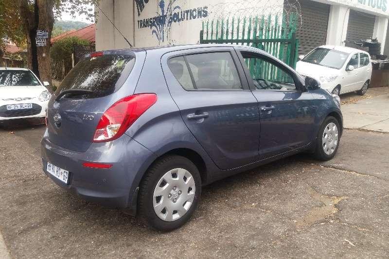 Hyundai I20 1.4 GL auto FINANCE AVAILABLE 2012