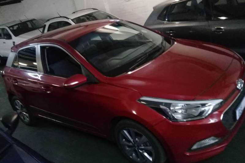 Hyundai I20 1.4 Glide 2015