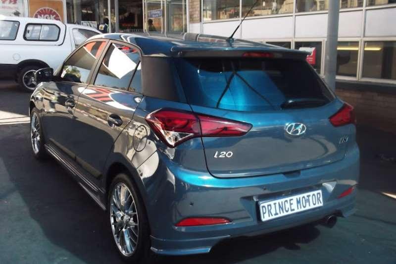 2015 Hyundai I20 1 4 Sport Hatchback Petrol Fwd