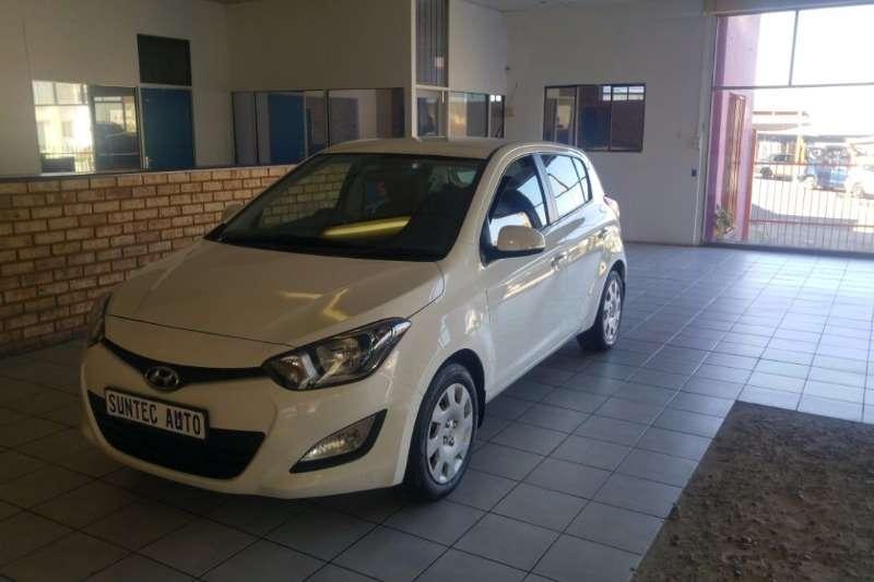 2013 Hyundai i20 1.4