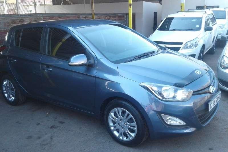2014 Hyundai i20 1.4 Fluid