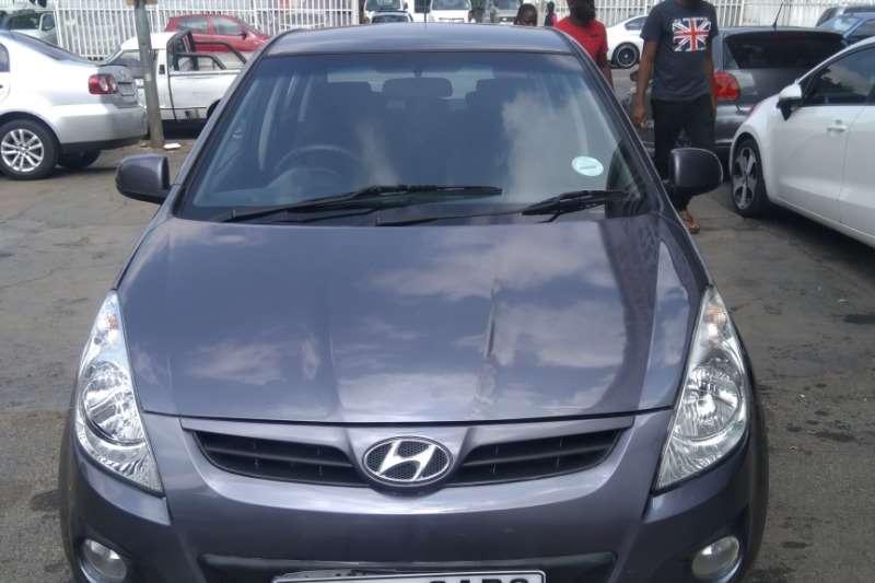 2011 Hyundai i20 1.4 Fluid