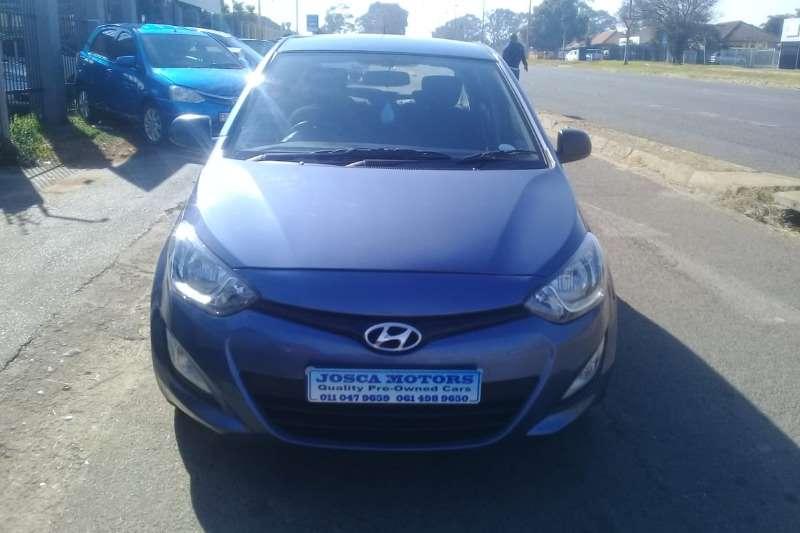 2013 Hyundai i20 1.2 Fluid