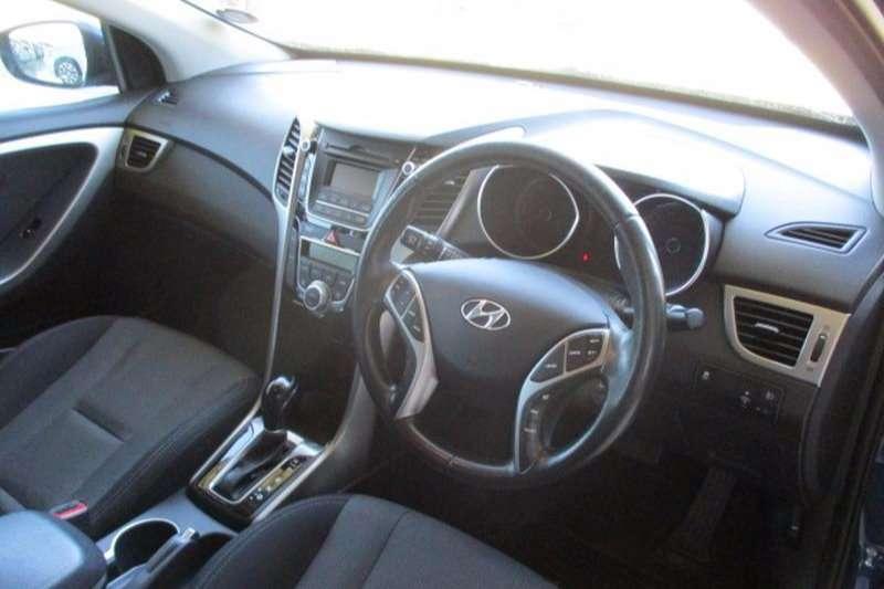 Hyundai I30 1.6 GLS auto 2015