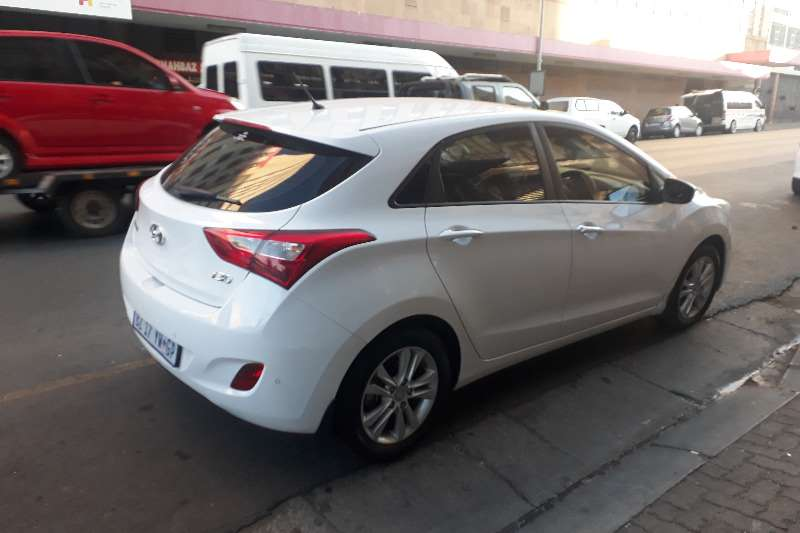 Hyundai I30 1.6 Premium 2012