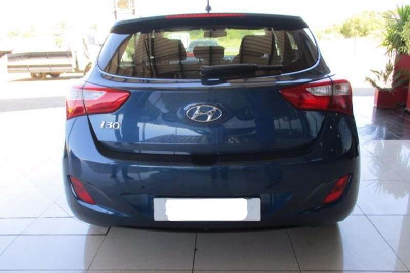 2015 Hyundai i30 1.6 GLS auto