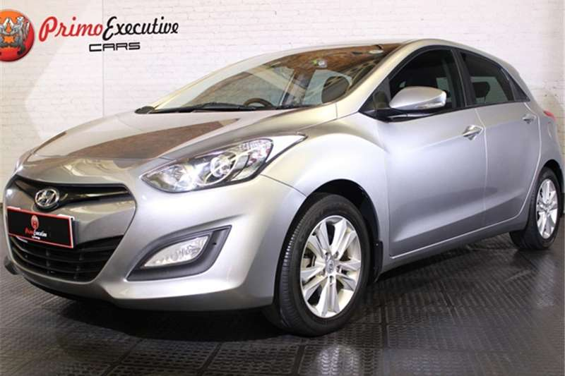 2013 Hyundai i30 1.6 GLS auto