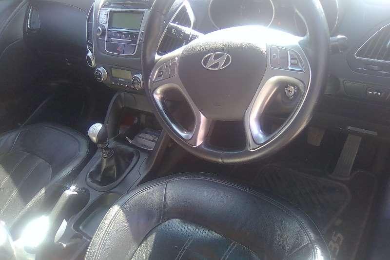 Hyundai Ix35 1,6 2010