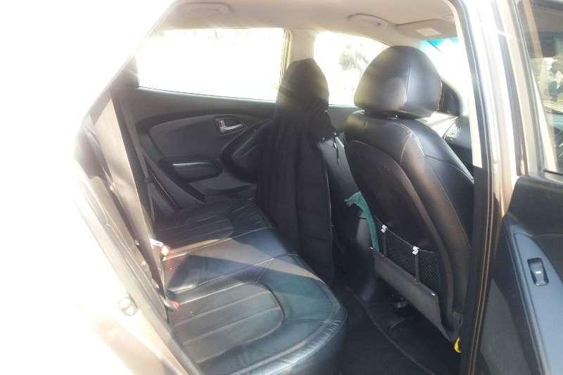 Hyundai Ix35 1.6 Diesel FINANCE AVAILABLE 2010