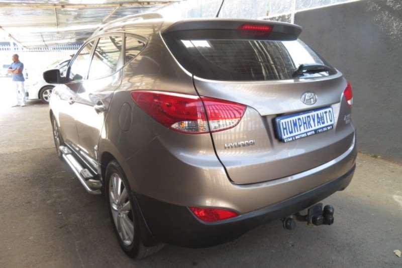 Hyundai Ix35 2.0 Elite 2010