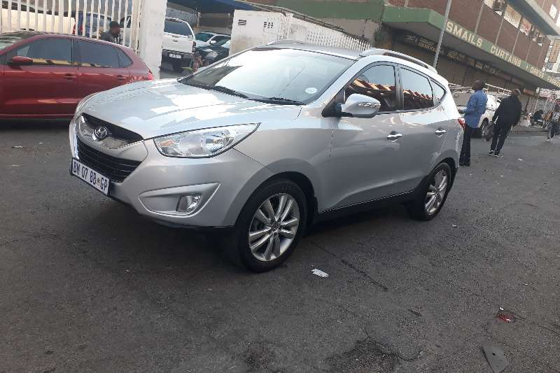 Hyundai Ix35 2.0 Executive auto 2011