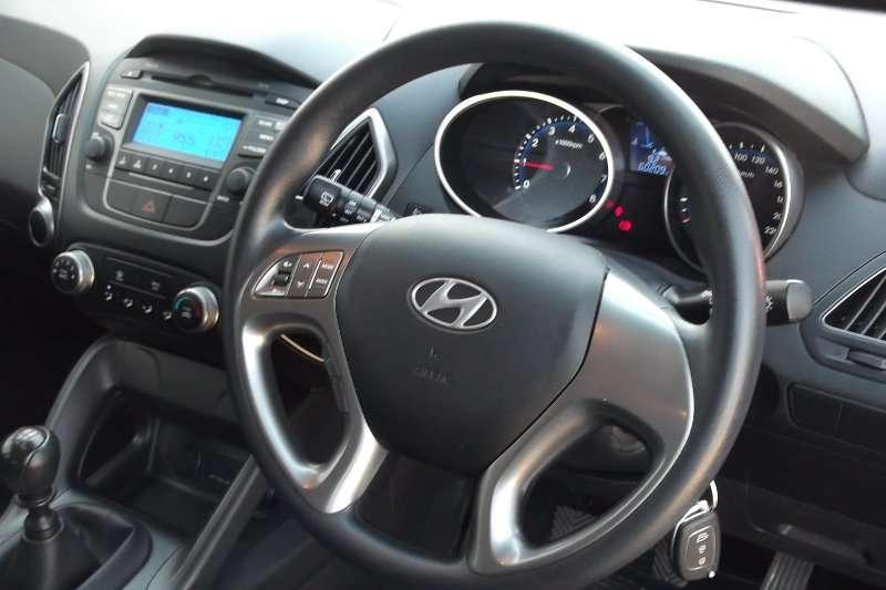 Hyundai Ix35 2.0 Executive auto 2013