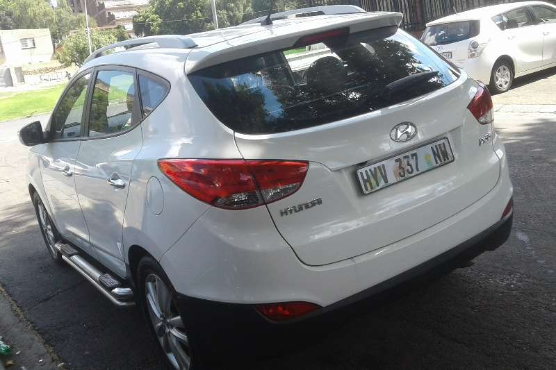 Hyundai Ix35 2.0 Executive auto FINANCE AVAILABLE 2011