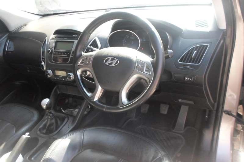 Hyundai Ix35 2.0 Executive Special Edition 2013
