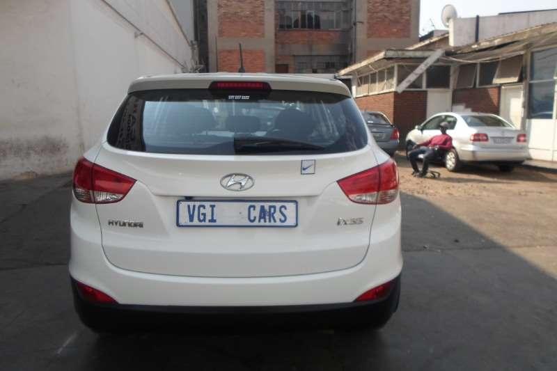Hyundai Ix35 2.0 GLS 2013