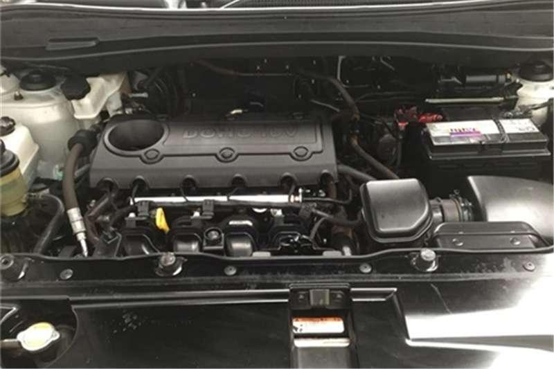 Hyundai Ix35 2.0 GLS auto 2010