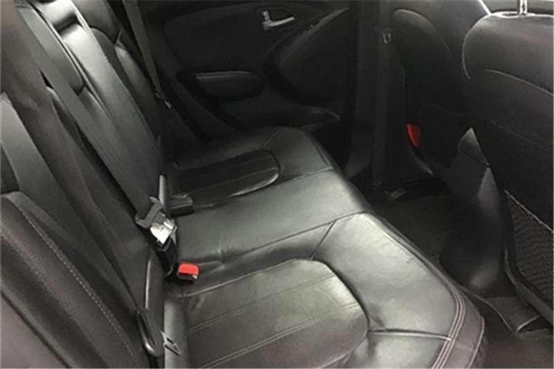 Hyundai Ix35 2.0 GLS auto 2011