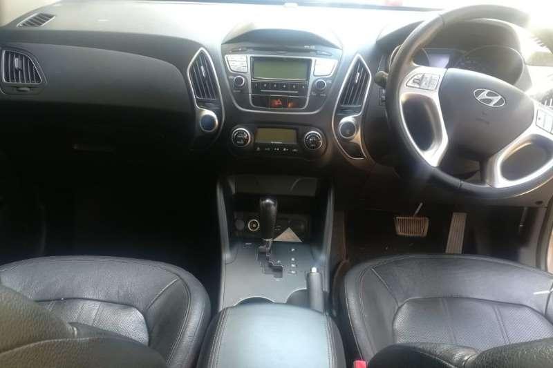 Hyundai Ix35 2.0 Premium Special Edition auto 2012